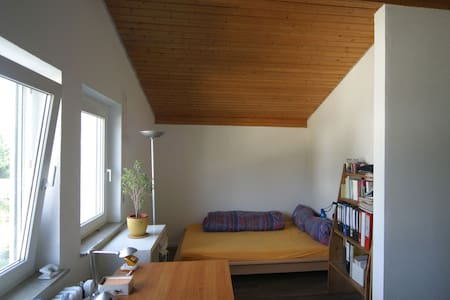 1 bright Room in Ravensburg-West - Ravensburg - Bed & Breakfast