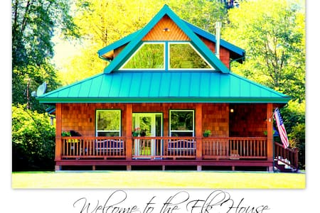 Welcome to the Elk House! - Casa