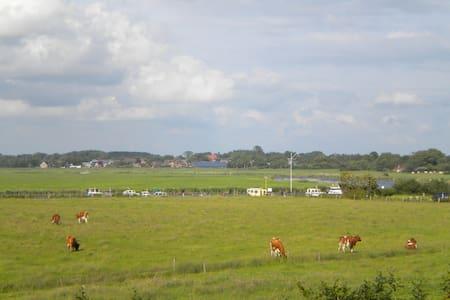 Ferienwohnung zwischen Eider und Kanal - Haus