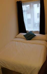 Room 7: Double Room, King's Cross