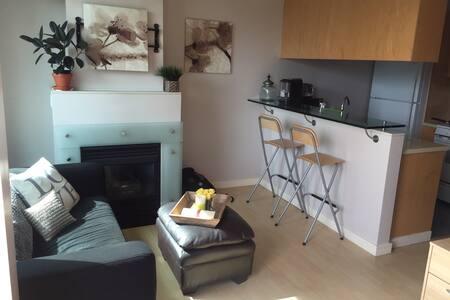 Luxurious DT Apartment! - Vancouver - Apartment