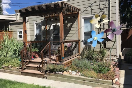 Charming cottage near Sloan's Lake (1bd/1ba) - Edgewater
