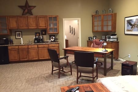 Guest Apartment in Kearney, Missouri - Apartamento