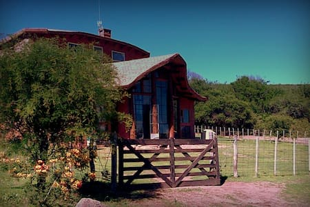 Casa Ecologica en las Sierras  - Casa
