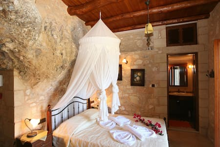 Luxurious stone villa in Crete - Chania
