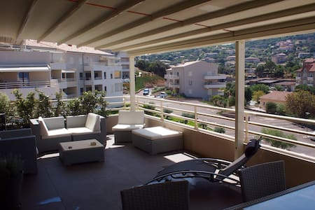 NEW- Appart 6pers Terrasse Vue Mer