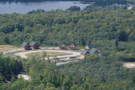 Maison Nature Quebec laurentides - Mont-Laurier - Dom