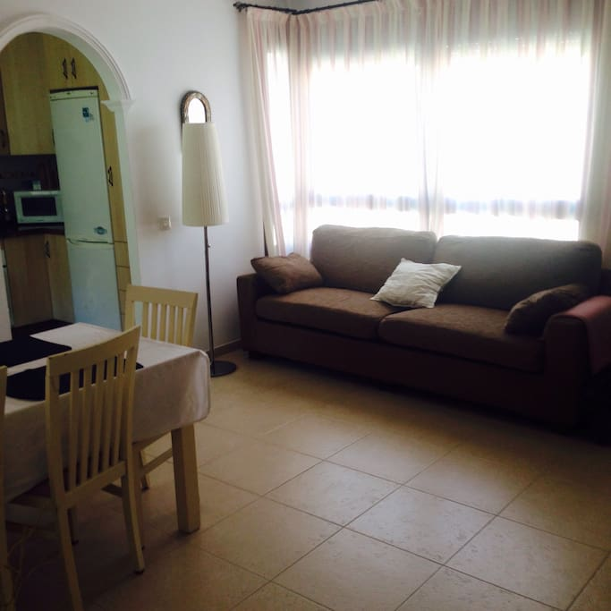 situated in the heart of Tarifa, quiet area