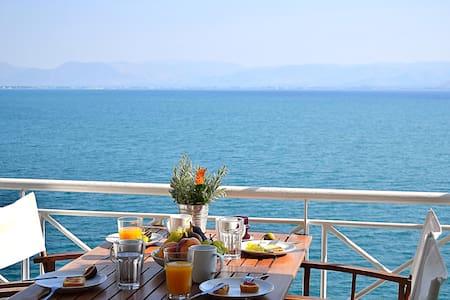 Holiday Sea View Apartment, Kiveri, near Nafplion - Kiveri - Apartment