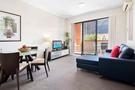 Parramatta 1 bedroom - study - Parramatta - Apartment