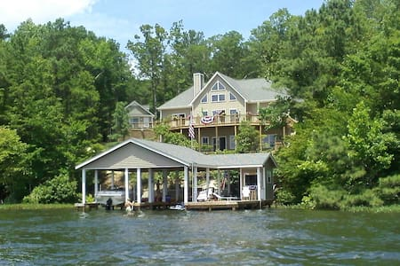 3 Bedroom Lake front home with spectacular views - Henrico - Casa