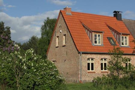 Amalienhof im Müritz Nationalpark - House