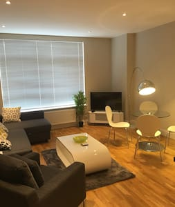 Luxury Town Centre Apartment No. 2 - Ashford - Appartement