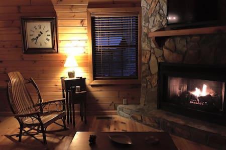 Cozy & Comfortable Cabin - Kisház