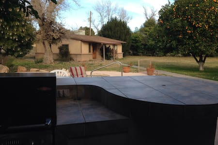 Private 2 BR Guesthouse - Peoria - Maison