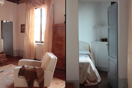 Suite with Breakfast in Tuscan Family Castle - Siena - Castle