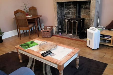 100 yr old cottage in the Pennines - Cragg Vale, Hebden Bridge - House