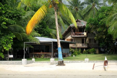 Villa Marguerita Port Barton Palawan. - Haus