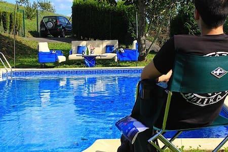 Apartamento nº 9, con piscina  - Meiro - Apartament
