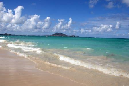 Enjoy Beach Living Kailua-Lanikai - Lakás