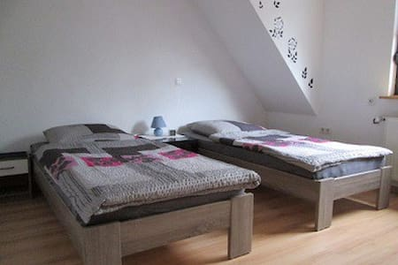 Monteur- u. Privatzimmer Ergste Zi3 - Bed & Breakfast