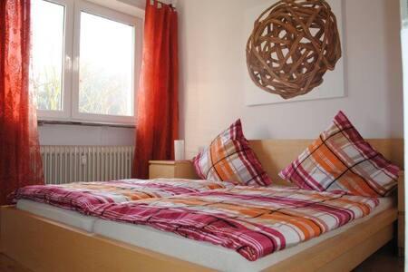Ferienwohnungen in der 'Hahnmühle'  - Apartment