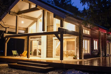 Meretuule Holiday Home with saunas - Haus