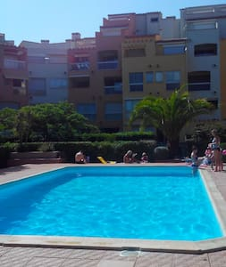 Location Studio 4 personnes  - CAP D'AGDE - Apartment