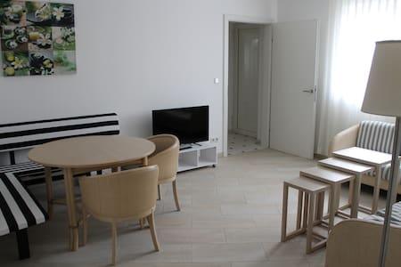 Moderne und ruhig gelegene Wohnung - Lakás