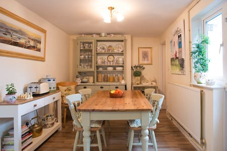 House By The Sea - Eastbourne - Bed & Breakfast