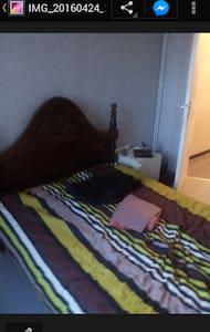 Chambre avec lit 2 places - Lägenhet