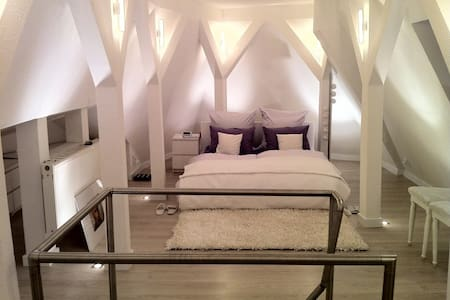 City-Loft 3-Room for up to 8 people - Hambourg - Loft