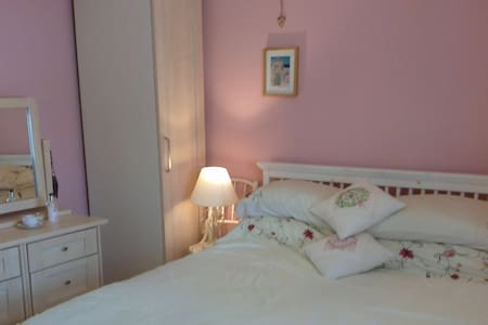 Double Room with own bathroom  - Bed & Breakfast