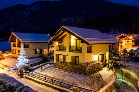 Trilly b&b 2 camere x 4 persone - Oulx - Bed & Breakfast