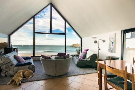 Belle maison sur la plage!! - Saint-Cast-le-Guildo - Dom