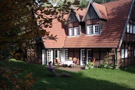 Landhaus am Zauberwald - Haus