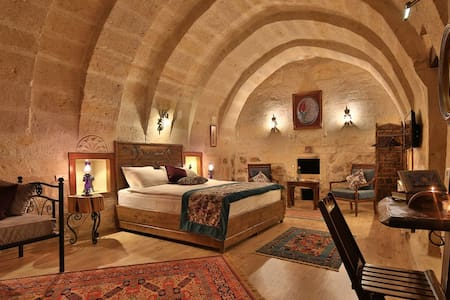 Your cave room with kitchen - Avanos - Other