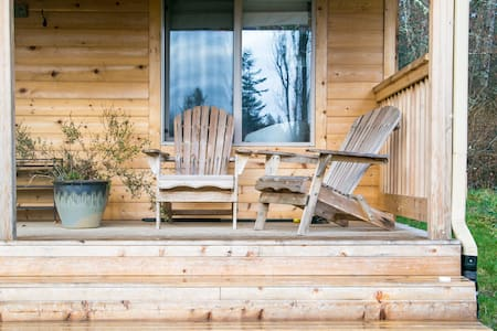 Near Season Tiny House - Vashon - Cabin