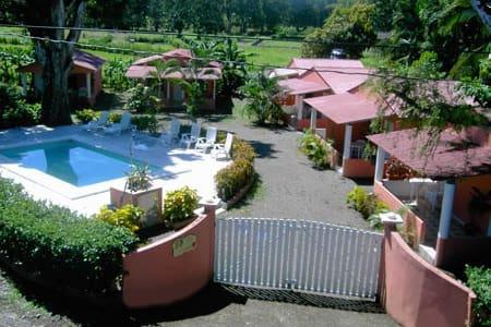 Villas Majolana hotel/cabinas T2(4) - garabito, jaco - Bungaló