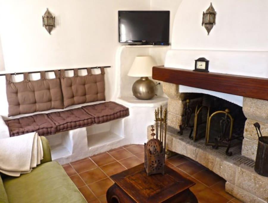 Romantic 'joie de vivre' villa