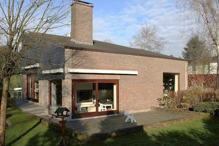 Spacious tranquil 3br family villa - Gent
