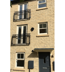 Canal-side town house near city centre - Leeds - Altro