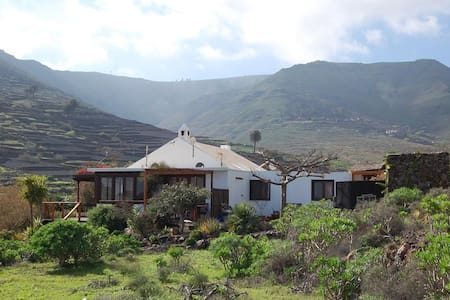 Located in protected landscape - Tabayesco