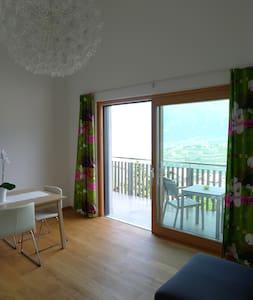 Ferienwohnung mit toller Aussicht ! - Schenna - Apartment
