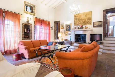 Country House with private pool in UMBRIA - Narni - Hus