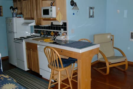 Heart of the Hill#B-LowerStudio - Apartment