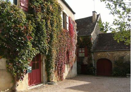 Maison + Jardin en Côte de Beaune - House