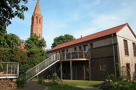 Dreigärten Brodowin - Linde - Apartment