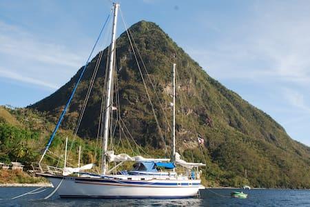 "Sailing Yacht ""SeaLife"",43 ft Ketch - Great Abaco Island, Bahamas"