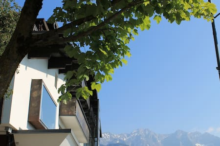 Charming hotel near Innsbruck - Szoba reggelivel